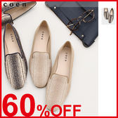女鞋 包鞋 平底鞋 女懶人鞋 日本品牌【coen】