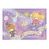 【P2 拼圖】Little Twin Stars魔幻樂章心形拼圖 200片 HP0200-006