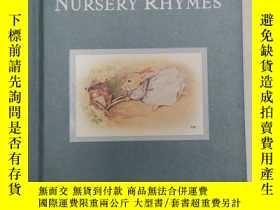 二手書博民逛書店Cecily罕見Parsley s Nursery Rhymes (Beatrix Potter 23)Y19