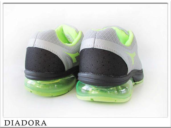 『雙惠鞋櫃』◆DIADORA迪亞多那 ◆男款 銀河未來款 氣墊運動慢跑鞋◆ (DA2968) 銀灰