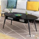 茶几 北歐沙發邊小桌子簡約時尚臥室床頭桌創意歐式圓形桌角幾迷你茶幾XW 全館滿千88折