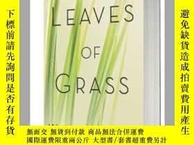 二手書博民逛書店草葉集罕見英文原版 Leaves of Grass 英文版詩歌集