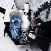 伴郎伴手禮熱門禮物特別的禮物男生禮物盒子精美韓版簡約男友 概念3C旗艦店
