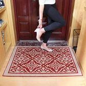 地墊 歐式地墊門墊進門入戶門臥室浴室防滑吸水墊子門口門廳腳墊地毯T