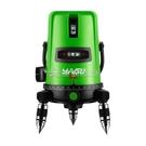 水平儀 綠光鐳射2線3線5線高精度強光細線紅外線自動調平水儀 【618特惠】