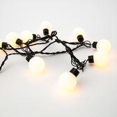 16燈LED圓球舞會造型燈 暖白