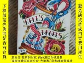 二手書博民逛書店原版英文書:HELL罕見S ANGELSY19075