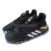 【六折特賣】adidas 籃球鞋 Pro Bounce 2019 Low GCA 黑 白 金 男鞋 運動鞋 【ACS】 EF8793