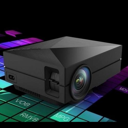 家用/戶外迷你可攜投影機-GM60