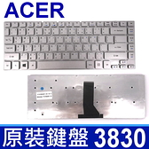 ACER 宏碁 3830 繁體中文 筆電 鍵盤 4830TG 4830Z MS2317 MS2376