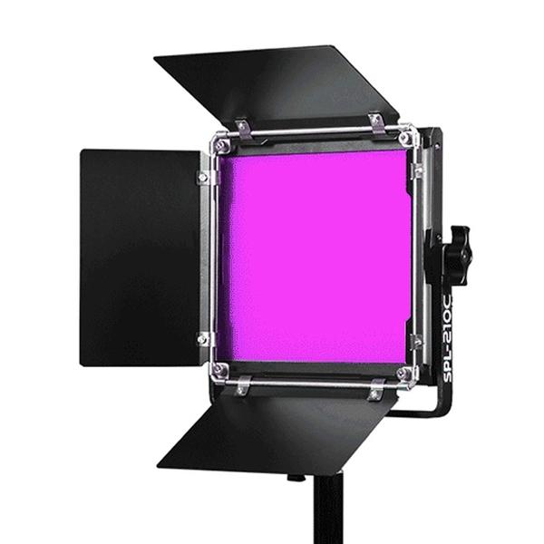 【24期0利率】Mettle SPL-210C RGB 可調色溫 特效LED燈 360度全光域 持續燈