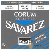 【缺貨】SAVAREZ 500AJ (高張力)古典吉他弦【法國製/500-AJ/500 AJ】