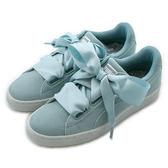 Puma SUEDE HEART PEBBLE WNS  經典復古鞋 36521003 女 舒適 運動 休閒 新款 流行 經典