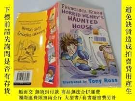 二手書博民逛書店Horrid罕見Henrys Haunted House:可怕的亨利鬼屋.Y200392