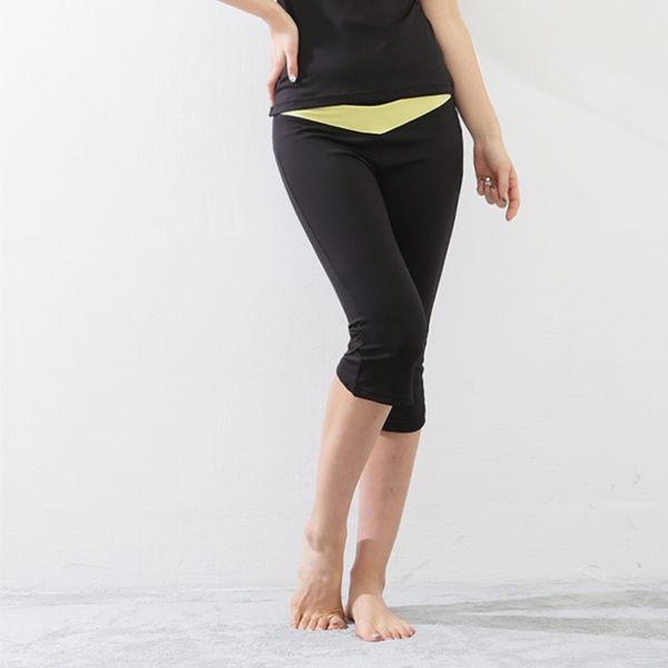瑜伽短褲女健身房運動服跑步高彈緊身吸汗速幹春夏   - jrh0050