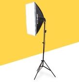 攝影棚柔光箱2米燈架套裝主播補光燈手機美顏攝影燈套裝YYP 蜜拉貝爾