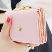 女士錢包小錢包迷你零錢包錢夾皮夾