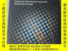 二手書博民逛書店Marketing罕見Planning by Design: S