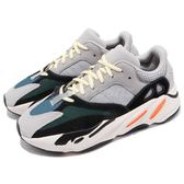 adidas Yeezy Boost 700 Wave Runner 灰 綠 老爹鞋 老爺鞋 復古慢跑鞋 男鞋 女鞋 運動鞋【PUMP306】 B75571