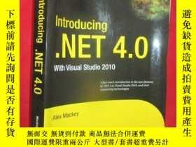 二手書博民逛書店Introducing罕見.Net 4.0: With Visu