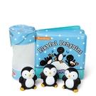 Melissa Doug 洗澡玩具書-企鵝寶寶(31202)[衛立兒生活館]