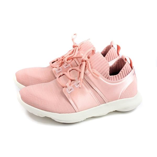 Hush Puppies 休閒運動鞋 粉紅色 針織 女鞋 6202W110247 no191