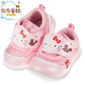 《布布童鞋》HelloKItty凱蒂貓森林童趣粉色寶寶休閒鞋(13~16公分) [ C7T446G ]