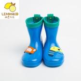 兒童雨靴學生女童男童短筒雨鞋寶寶【奇趣小屋】