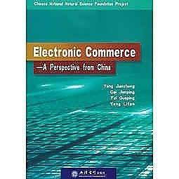 簡體書-十日到貨 R3Y【Electronic commerce --A perspcctive from china(電子商...