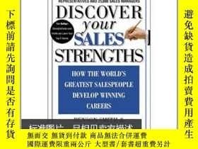 二手書博民逛書店Discover罕見Your Sales Strengths: