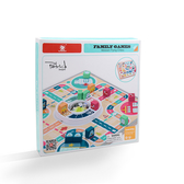 【芬蘭 Top Bright】汽車城市雙面棋盤遊戲 SF00146