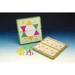 《☆享亮商城☆》JD-H-39 磁鐵跳棋、象棋(摺疊式彩色鐵盒)