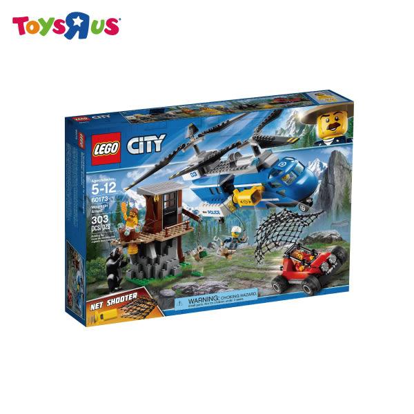 玩具反斗城  樂高 LEGO 60173 CITY MOUNTAIN ARREST