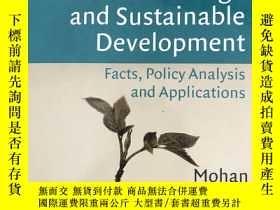 二手書博民逛書店Primer罕見on Climate Change and Sustainable DevelopmentY2