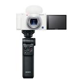 預購送原廠64G卡+水鑽手腕帶 手持握把組合SONY Digital camera ZV-1 zv1 送128G卡+專用電池+座充公司貨