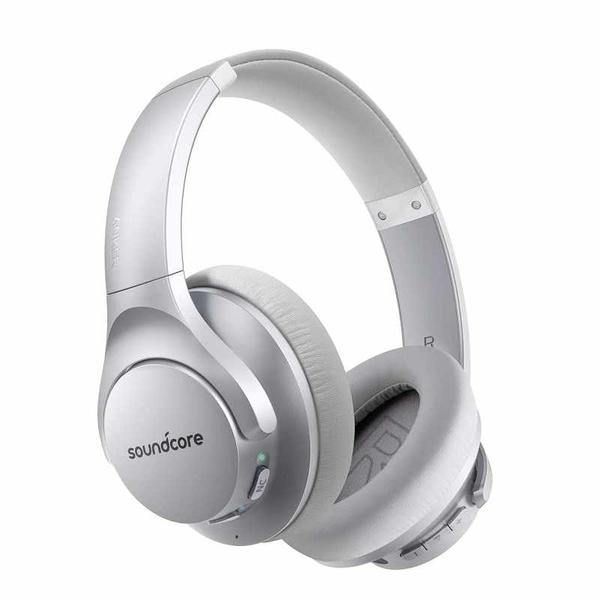 Anker Soundcore Life Q20 主動式降噪耳機 AK-A3025011 40小時續航 重低音 黑/藍/銀 [2美國直購]