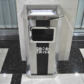 銀行酒店大堂電梯口物業辦公寫字樓過道不銹鋼帶煙灰缸滅煙垃圾桶igo   良品鋪子