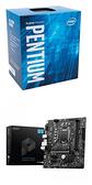 【自組DIY兩件組G6】Intel Pentium Gold G6400+微星 B560M-A PRO