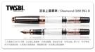 三文堂TWSBI-鋼筆-鑽石 580-透黑玫瑰金 II