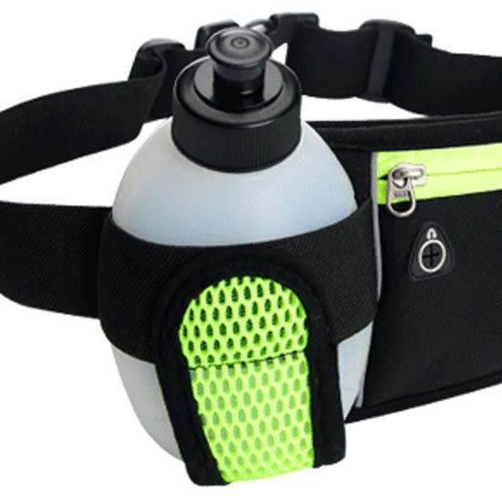 ✭米菈生活館✭【M86-1】運動包包專屬水壺 休閒 多功能 腰包 輕便 跑步 防水 健身 戶外