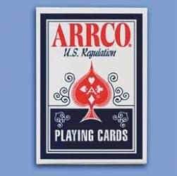 【USPCC撲克館】ARRCO US regulation 撲克牌 藍