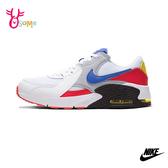 NIKE AIR MAX EXCEE 大童成人女款 運動鞋休閒鞋 P7242#白色◆OSOME奧森鞋業