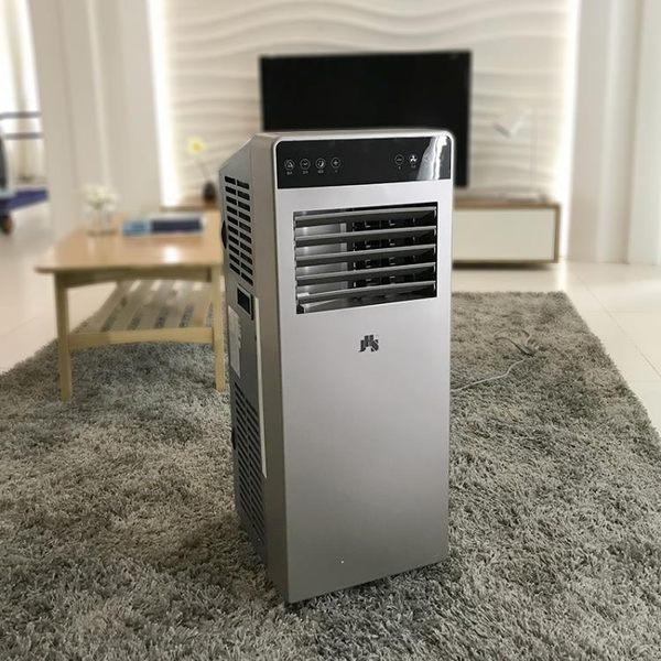 可移動空調大1P1.5匹單制冷冷暖空調立式家用廚房一體機免安裝移動式冷氣台北日光220v