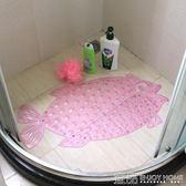 防滑墊pvc浴室子淋浴洗澡浴缸墊門墊地墊防水墊腳墊大號吸盤浴缸  免運