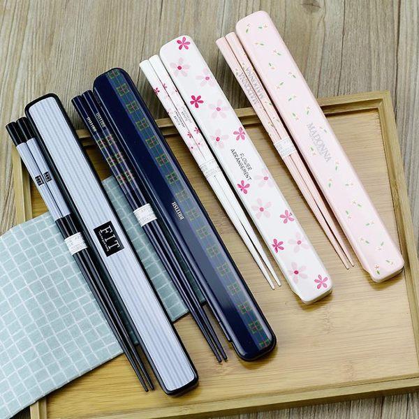 聖誕交換禮物-小森樹脂環保便攜筷子學生旅行餐具
