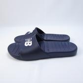 New Balance 拖鞋 防水 公司正品 SUF100TN 男款 深藍【iSport愛運動】