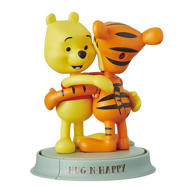 小熊維尼 HUG-N 歡樂維尼&跳跳虎