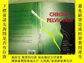 二手書博民逛書店CHRONIC罕見PELVIC PAIN(編號A01)Y2030