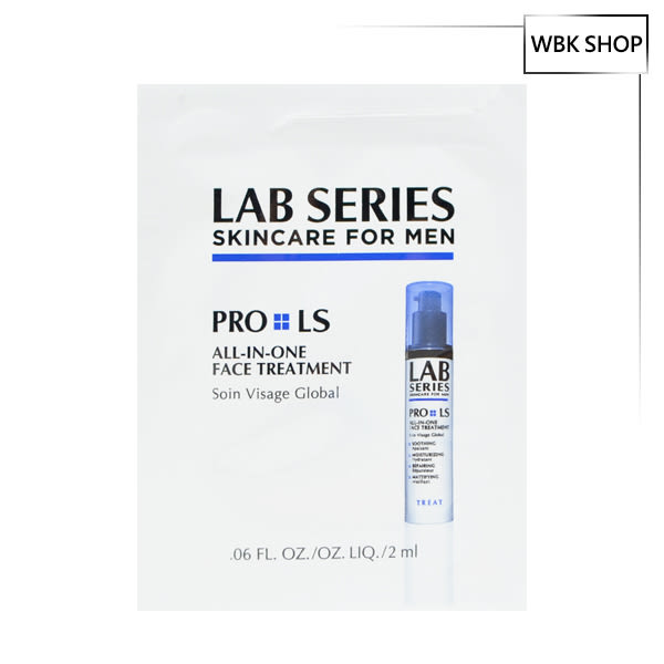 LAB Series 雅男士 四效煥顏乳 2ml PRO LS All-in-One Face Treatment - WBK SHOP