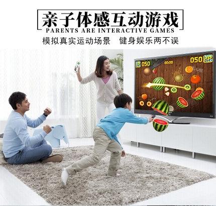 炫極星無線雙人跳舞毯電視接口兒童跳舞機家用體感游戲機跑步